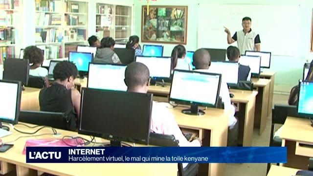 Harcèlement virtuel, le mal qui mine la Toile kenyane