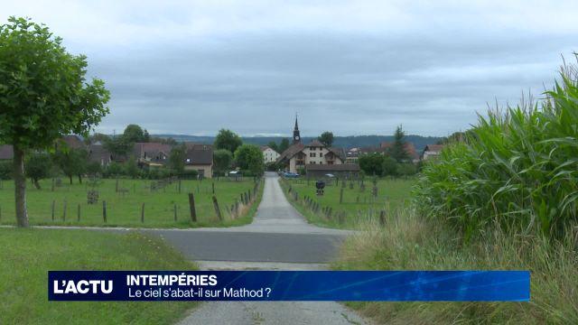 Le ciel s'abat-il sur Mathod ?