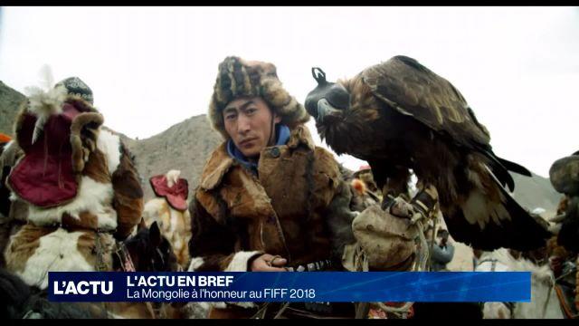 La Mongolie à l'honneur au FIFF