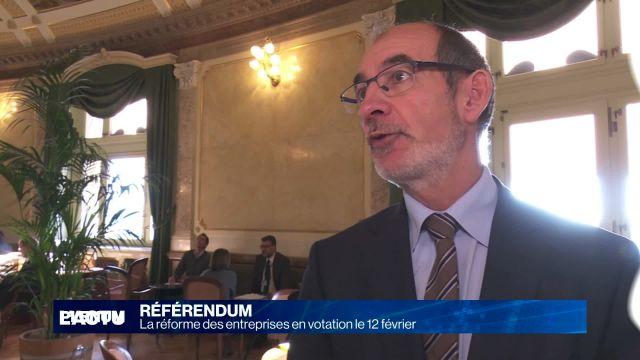 Jacques Bourgeois renonce à la course au Conseil fédéral