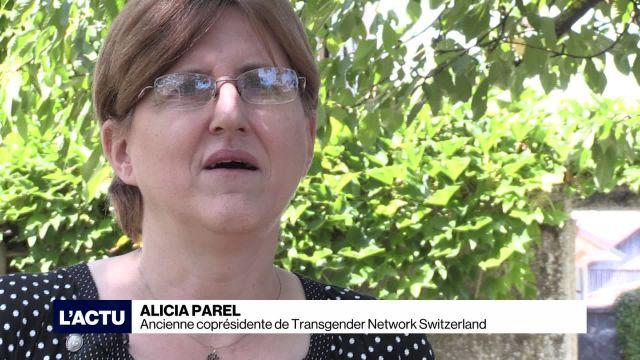 Le regard d'Alicia Parel, transgenre, sur la société