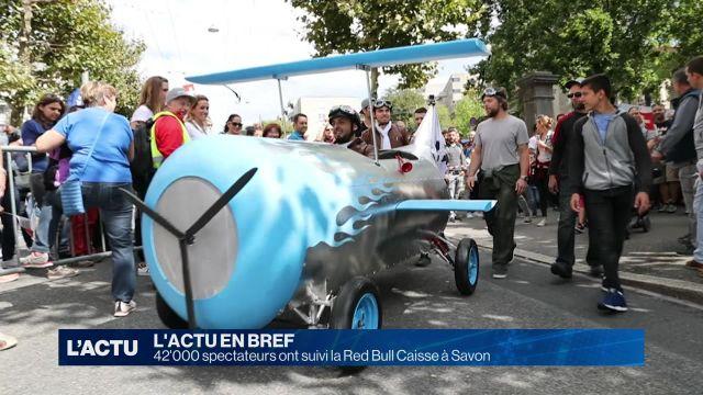 Des voitures folles ont envahi les rues de Lausanne