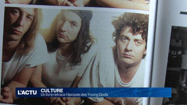 Un livre retrace l'épopée des Young Gods