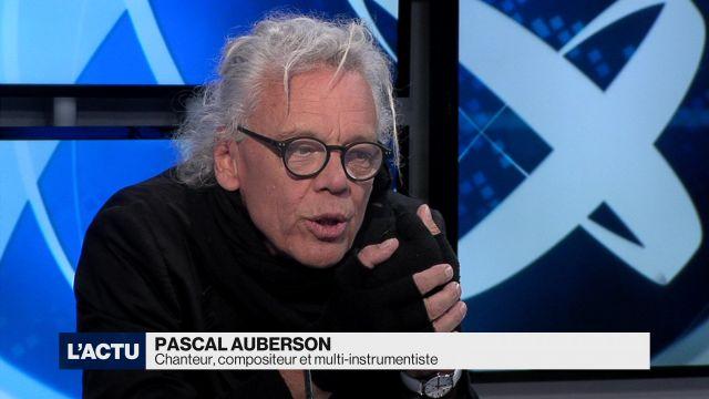 Pascal Auberson est nominé au Prix suisse de musique 2017