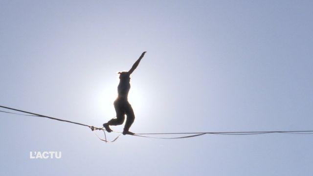 Gros succès pour Montreux Acrobaties !