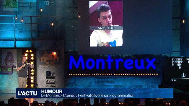 Le Montreux Comedy Festival dévoile sa programmation 2017