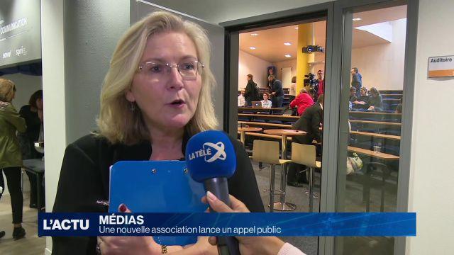 Media Forti lance le débat sur les médias suisses