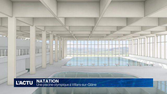 Une piscine olympique à Villars-sur-Glâne