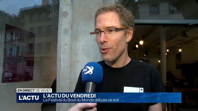 Découvrez le Festival bout du Monde à Vevey