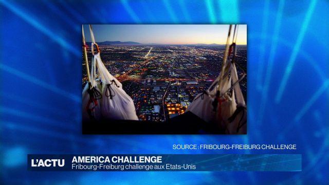 Fribourg Challenge aux Etats-Unis