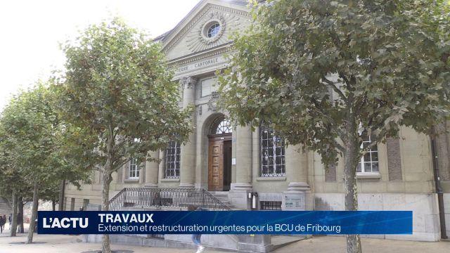 La BCU de Fribourg face aux défis du 21e siècle
