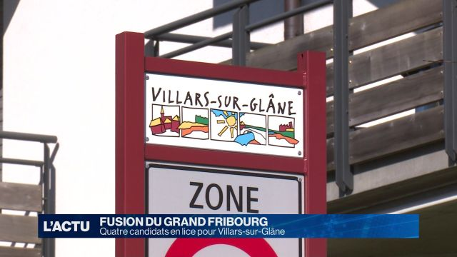 Une liste interpartis pour Villars-sur-Glâne
