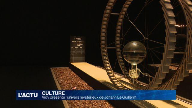 Vidy présente l'univers mystérieux de Johann Le Guillerm