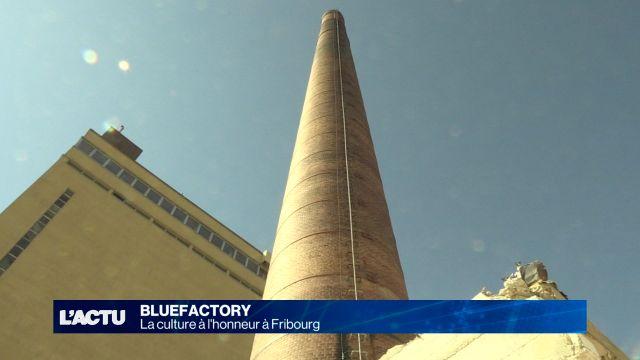 Cinq millions supplémentaires pour Blue Factory