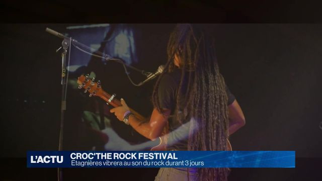 Croc'The Rock Festival