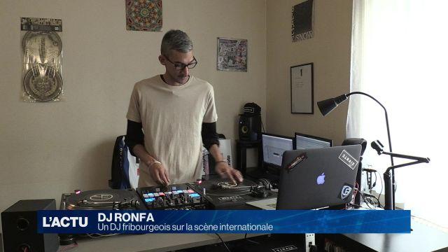 Rencontre avec le DJ Cyrille Imbach
