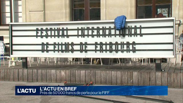 Le FIFF enregistre un déficit