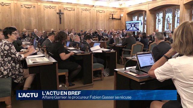 Affaire Marie Garnier: le procureur se récuse