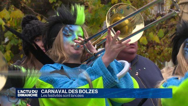 Le Carnaval des Bolzes est lancé