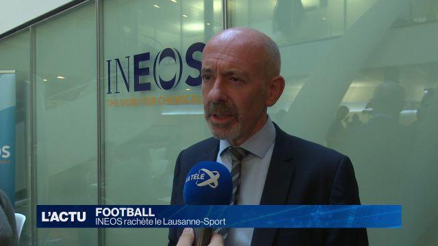 INEOS rachète le Lausanne-Sport
