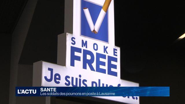 La lutte contre le tabac s'intensifie
