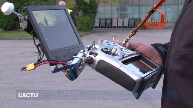 Les drones interdits pour trois manifestations à Fribourg
