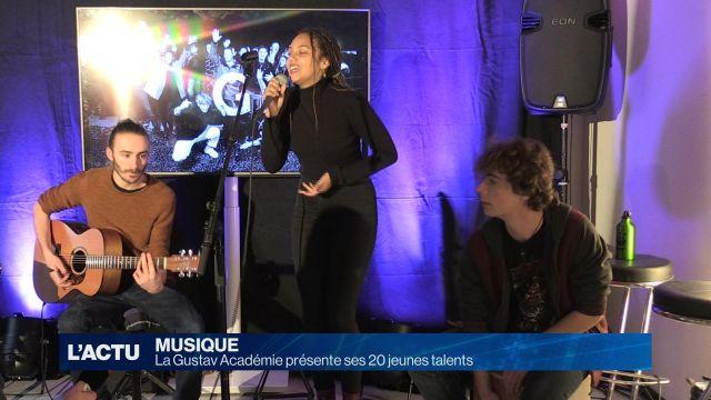 La Gustav Académie présente ses 20 jeunes talents