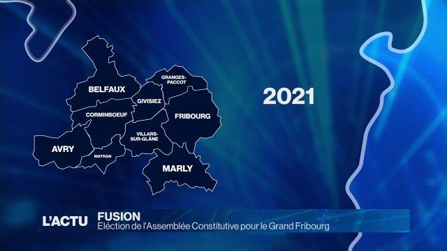 Election de l'Assemblée Constitutive du Grand Fribourg