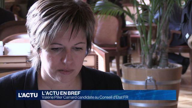 Valérie Piller Carrard candidate