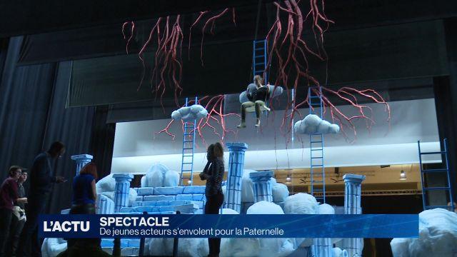 La Paternelle revient avec son nouveau spectacle Zeus&Cie