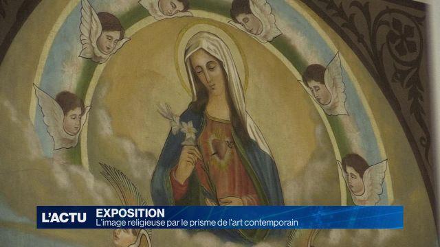 L'image religieuse par le prisme de l'art contemporain
