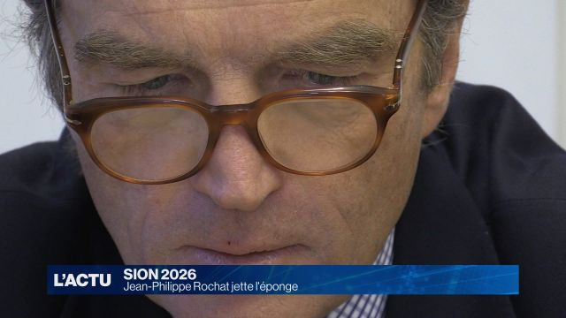 Jean-Philippe Rochat quitte la présidence de Sion 2026