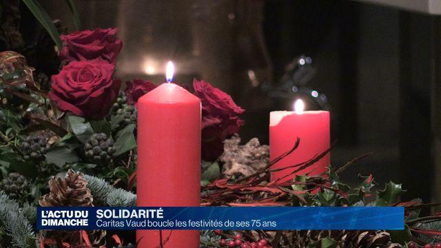 Caritas Vaud boucle les festivités de son 75e anniversaire
