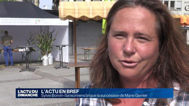 Sylvie Bonvin-Sansonnens vise le Conseil d'Etat