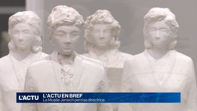 Julie Enckell Julliard quitte la direction du Musée Jenisch