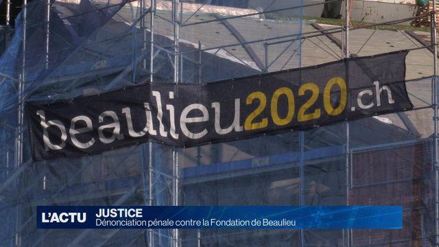 La Fondation de Beaulieu au coeur d'un scandale financier