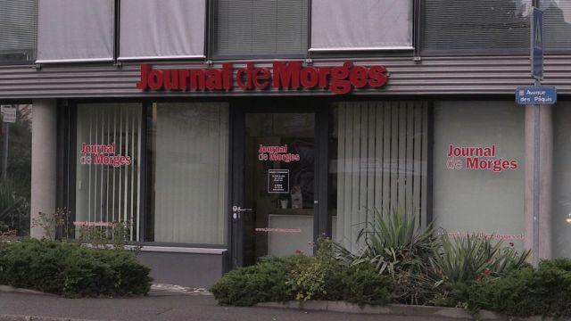 Le Journal de Morges repris à 100% par son directeur