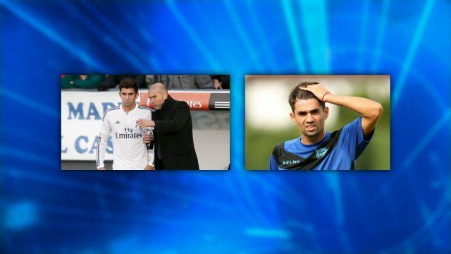 Enzo Zidane pourrait rejoindre le Lausanne-Sport