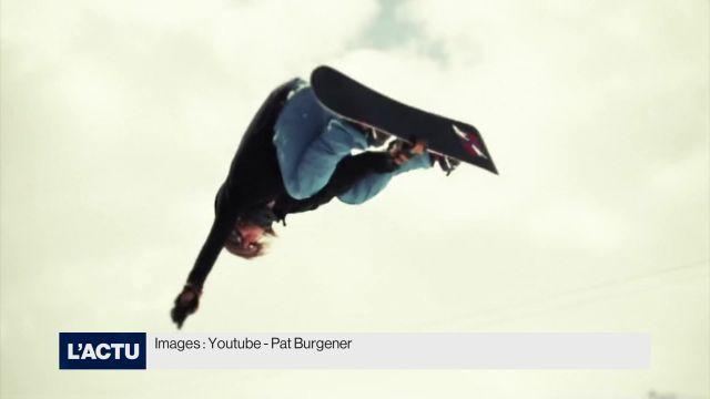 Pat Burgener : en équilibre vers les sommets