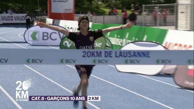 20KM - Garçons - 2007