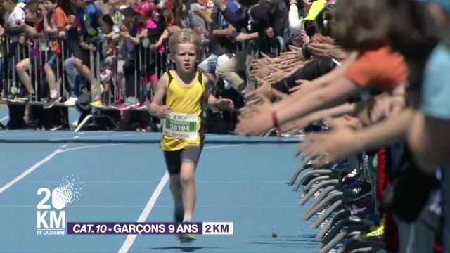 20KM - Garçons - 2008