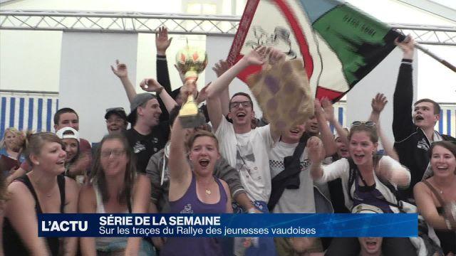 Sur les traces du Rallye des jeunesses vaudoises