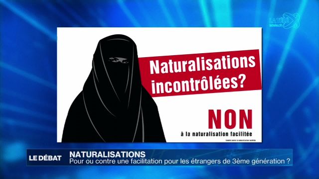 La naturalisation des étrangers de 3e génération fait débat