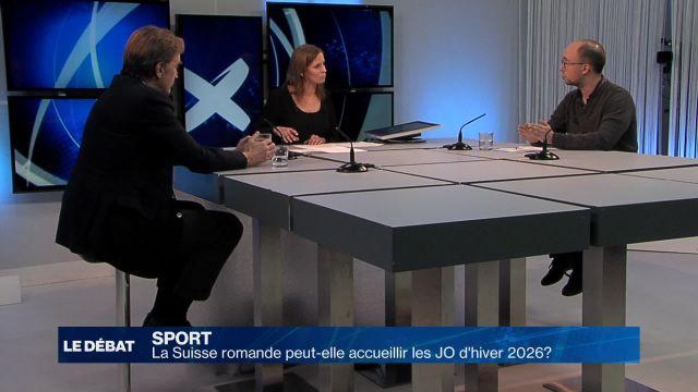 La Suisse romande candidate aux JO 2026