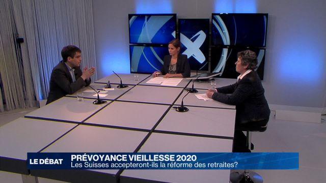 Les Suisses voteront sur la Prévoyance Vieillesse 2020
