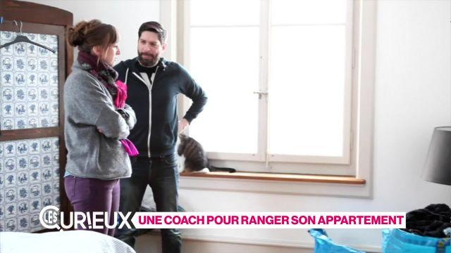 Une coach pour ranger son appartement