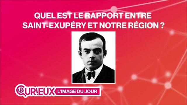 Saint-Exupéry a étudié à Fribourg