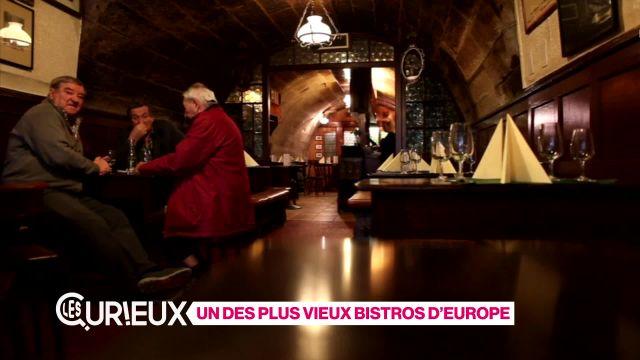 Un des plus vieux bistrots d'Europe
