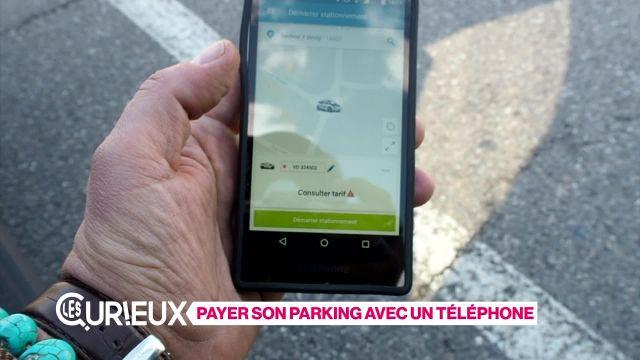 Payer son parking avec son smartphone