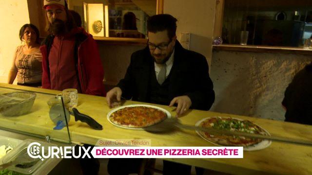 Découvrez une pizzeria secrète